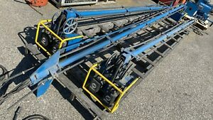 Miller 16 Swingarc Mig Welding Boom Dual 70 Series Feeder Ds 74s16