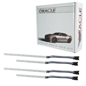 Oracle Lights 2253 334 Smd Concept Kit Colorshift No Controller New