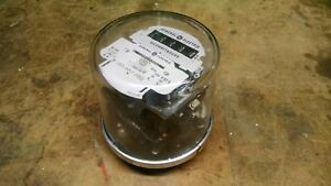 Ge General Electric Watthour Meter 120v 4w Type V 65 S Analog New In Box
