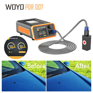 Woyo Pdr007 Induction Heater Car Removal Auto Body Paintless Dent Sheet Repair