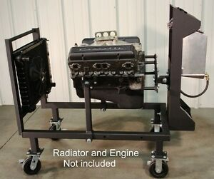 Mighty Mount Professional Engine Test Run Running Stand