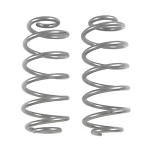 Rubicon Express Re1350 4 5 Lift Coil Springs Rear For 1993 1998 Jeep Zj New
