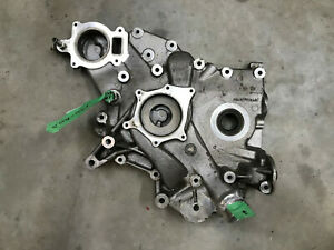 2013 Dodge Viper Gts Front Engine Water Pump Oem 05037710ab