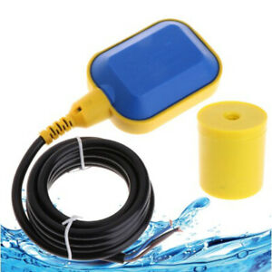 Full Automatic Float Switch Sump Tank Water Level Controller Sensor 8m