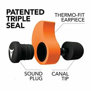 Custom Molded Earplugs 31db Highest Comfortable Hearing Protection For Shooting