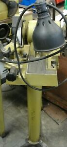 Darex Drill Sharpener With Stand 1 3 Hp 3450 Rpm 4 2 Amps Used