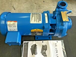 Paco Pump Cat 10 12501 700061 1501 With 1 5 Hp Motor Size 33 Gpm 67 Tdh