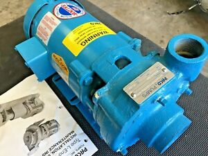 Paco Pump Cat 10 12505 700061 2322 With 0 5 Hp Motor Complete