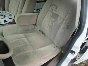 Driver Front Seat Bench Split Cloth Electric Fits 03 05 Crown Victoria 266582