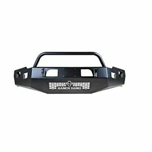 Ranch Hand Hfd101bmt Horizon Bullnose W top Ring For 10 Dodge Ram Hd Front New
