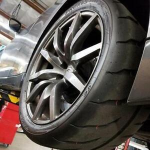 Toyo R888r Tires Nissan R35 Gt r Spec all Four Tires 285 35 20 And 325 30 20