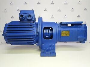 Imo Hydroster Pump Ace 038 2n1c2 Triple Screw Oil Pump With Electric Motor