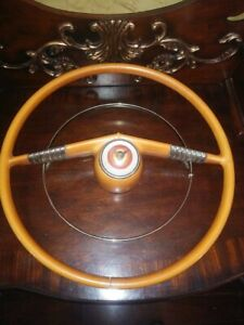 1949 51 Mercury Accessory Steering Wheel