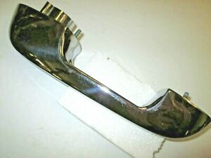Used 1959 Mercury Outside Right Front Door Handle No Button