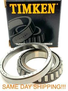 1set Timken Usa 13836 13889 Tapered Roller Bearing 1 Cup And 1 Cone
