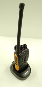 Hytera Tc 610v 16 Channel Vhf Portable 5w 136 174 Mhz W Charger