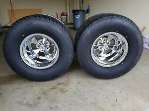 1514 Crager Rim And 311815 M T Sportsman Tires