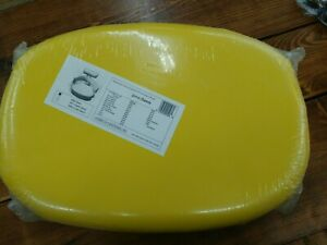 Yellow Replacement Seat Cushion For Combines Cotton Pickers John Deere