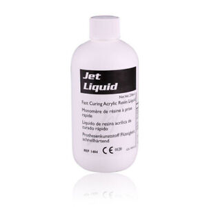 Lang Acrylic Tooth Jet Denture Repair Liquid 118 Ml 4oz 1403