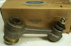 Nos 1963 1964 Ford Falcon V8 Manual Steering Idler Arm