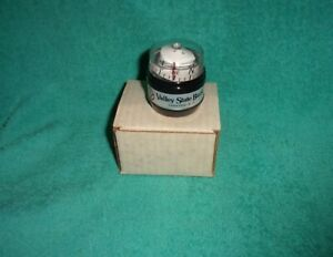 Nos Vintage Valley State Bank Compass Yankton Sd Dashboard Accessory Dash