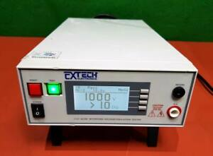Extech 7142 Ac Dc Withstand Voltage Insulation Tester e