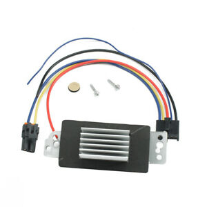 Blower Motor Resistor Speed Control Module Upgrade Kit For 19329838 19260762