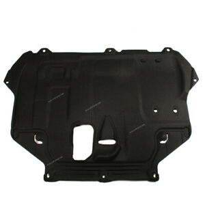 Engine Under Cover Splash Shield For 2012 2016 Ford Focus 2013 2016 C max New