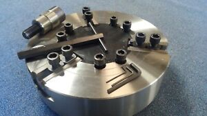Kitagawa 18 Closed Center Hydraulic Chuck For A2 11 Spindle Nose