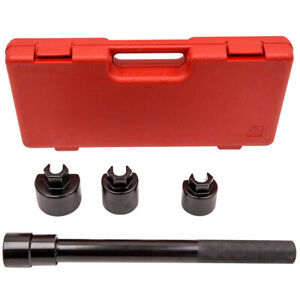 Auto Dual Inner Tie Rod Removal Installation Remover Mechanic Tool Kit Set