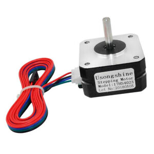 Nema17 2phase Stepper Motor Extruder With Wire 4 lead For 3d Printer Parts