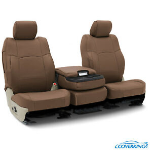Premium Tough Rhinohide Synthetic Leather Seat Covers For Nissan Titan