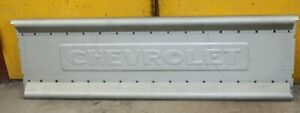 Chevrolet Truck Tailgate Skin 47 53 3100 10 021 Classic Parts