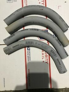 4 Pack New Carlon 1 Electrical Pvc 90 Degree Elbow 9 Overall Length Sch 40