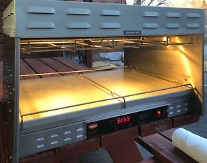 Hatco Grsdhi 27 Glo ray Food Warmer Display Excellent