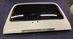 1991 1997 Toyota Land Cruiser Fzj80 Fj80 Lx450 Rear Back Door Liftgate Oem