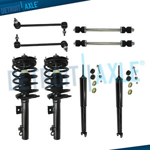 Ford Taurus Wagon Sable Struts Shocks Absorber Sway Bar For All Front Rear