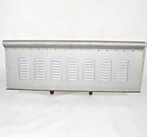 Front Bed Panel Chevy 1954 1959 7 Rows Louvres Steel Chevrolet Stepside Truck