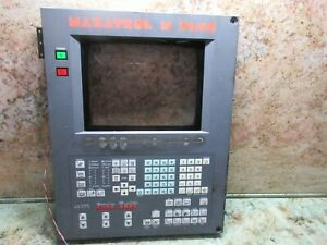 98 Mazak Vtc 20b Cnc Mill Mazatrol M Plus Main Operation Board 4yz207b 3 Panel