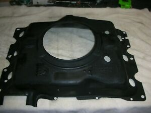 Corvair 140 Hp 4 Carb Factory Engine Cover No Extra Holes On Cover Bead Blast