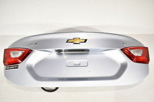 17 18 Chevy Cruze New Style Trunk Deck Lid With Lights Aa6560