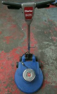 Clarke Utra Speed 1500 Rotary Buffer Polisher Cleaner Floor Machine For Parts