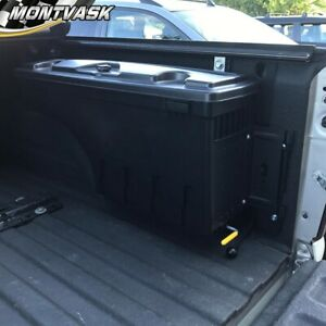 For 02 08 Dodge Ram 1500 2500 3500 Rear Right Side Truck Bed Storage Box Toolbox