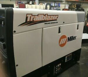 Custom Miller Welder Decal Trailblazer Glossy Sticker Set Of 4 Decals
