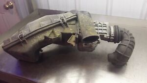 1976 Vw Super Beetle Engine Air Intake Map Cleaner Tube 76 Fuel Injection T1 8