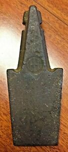 Antique International Harvester Ih Plow Coulter Cutting Knife Blade Cp4164 r