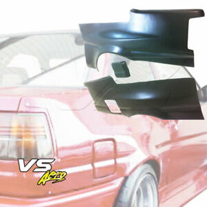 Frp Ori Wide Body 40mm Fenders rear 2dr Coupe Fits Toyota Corolla Ae86 84