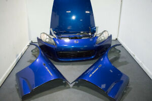 Used Jdm Ap1 Honda S2000 Front End In Monte Carlo Blue With Bumper Etc