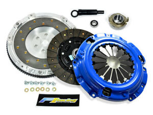 Fx Stage 2 Clutch Kit aluminum Flywheel Ford Probe Mazda Mx 6 626 Protege 2 0l