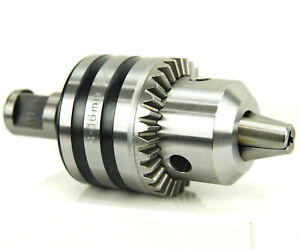 Heavy Duty Mag Drill Chuck 58 For Magnetic Drill Press Tapered Adapter New